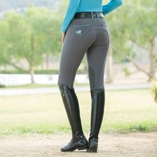 Piper Breeches by SmartPak - Original Low Rise Knee Patch