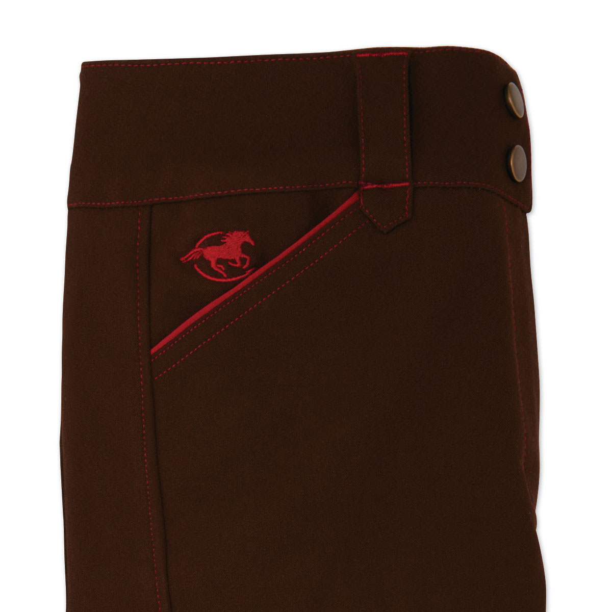 Piper Breeches by SmartPak - Original Knee Patch- Sale!