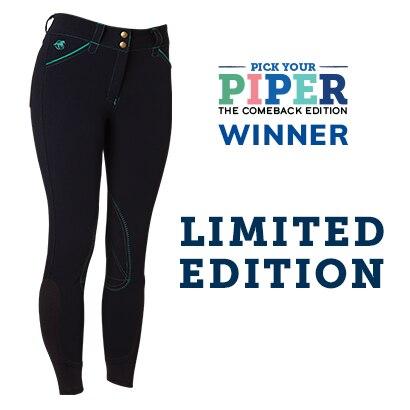 Piper Breeches by SmartPak - Original Knee Patch