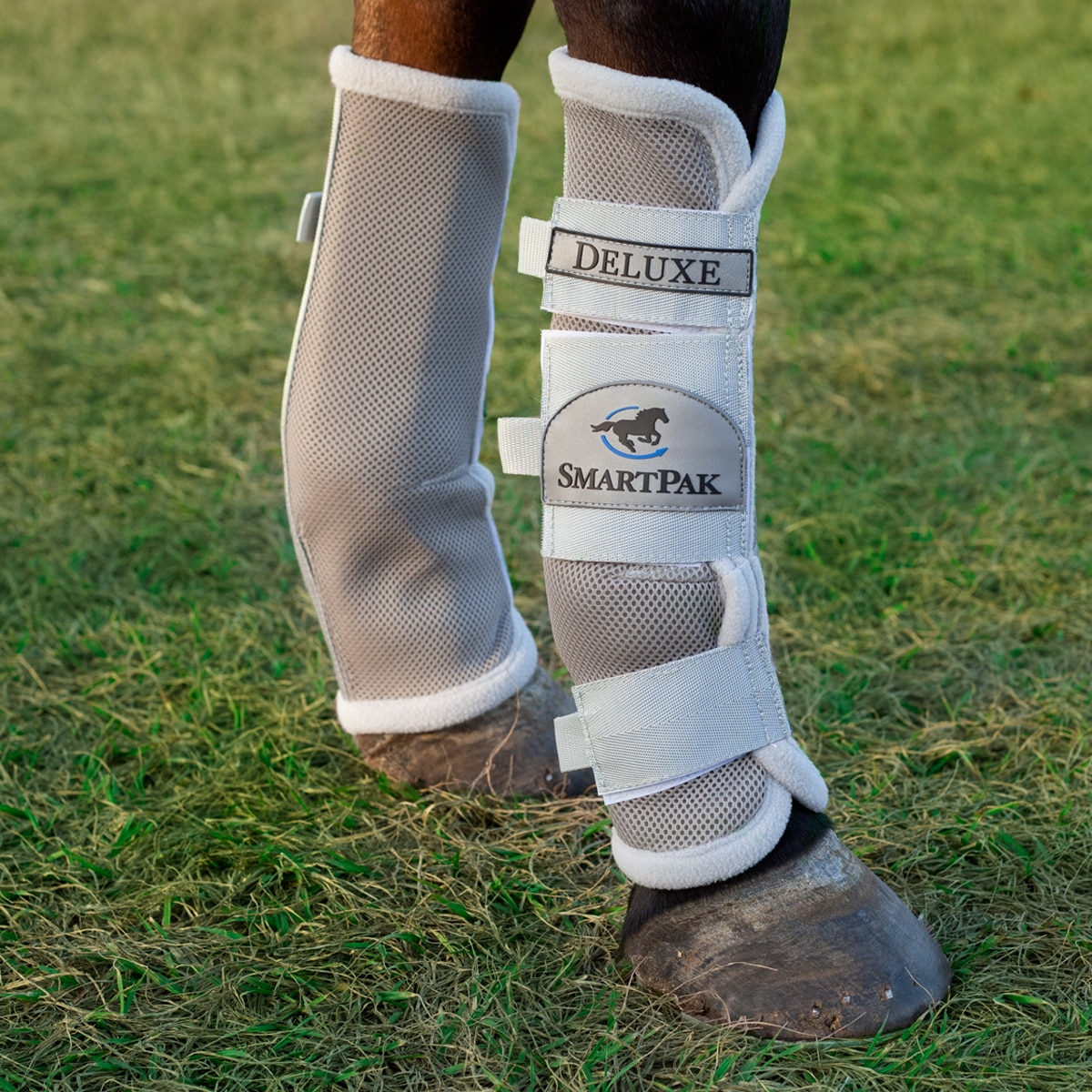 SmartPak Deluxe Fly Boots