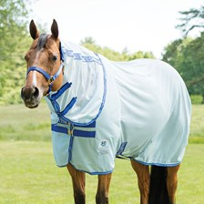 Rockin' SP® Quarter Horse Cut Deluxe Fly Sheet with No-Fly Zone™