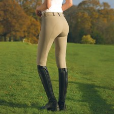 Tredstep Symphony No. 3 Rosa Side Zip Knee Patch Breeches
