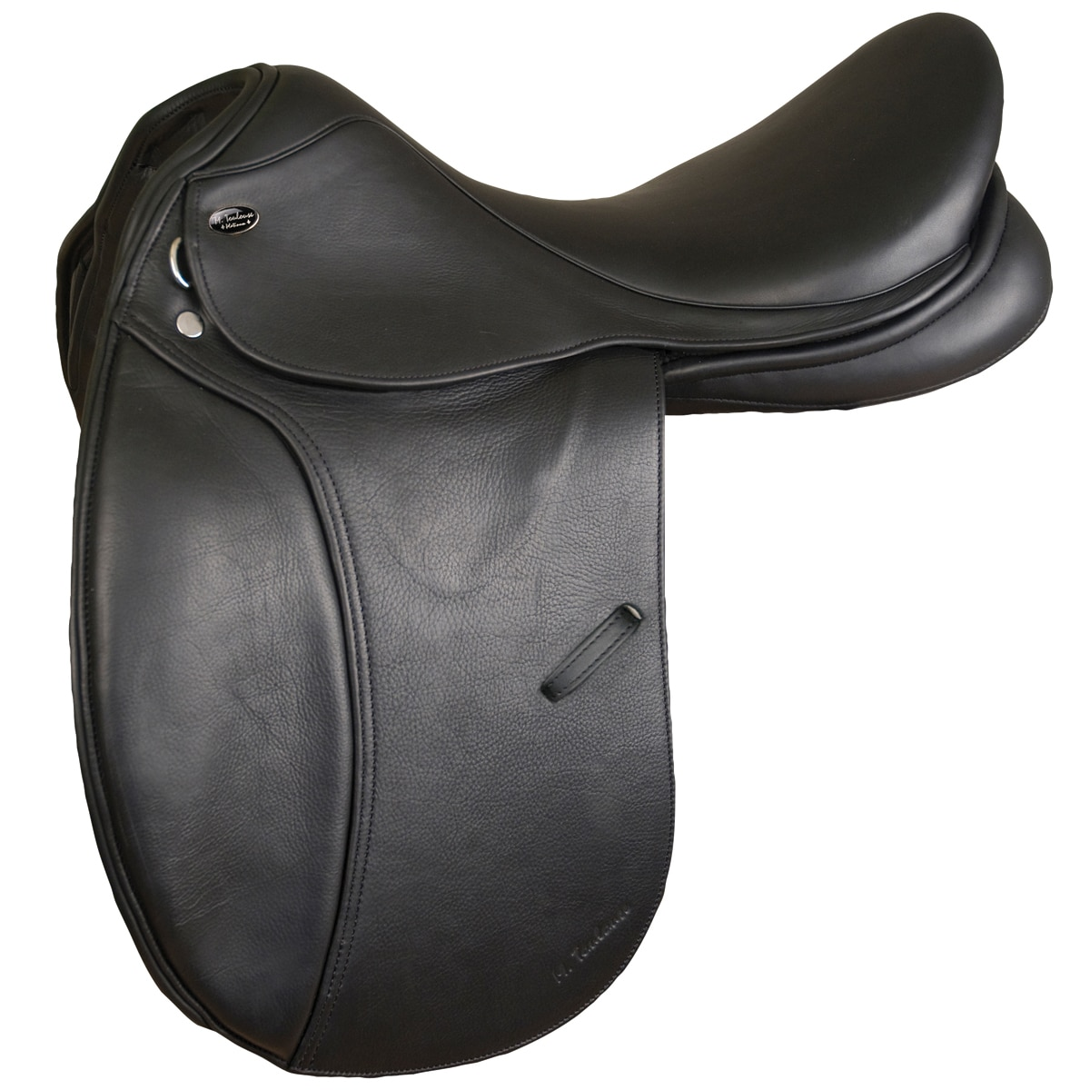 M. Toulouse Diana Platinum Dressage Saddle with Genesis- Test Ride Closeout!