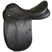 M. Toulouse Diana Platinum Dressage Saddle with Genesis- Clearance!