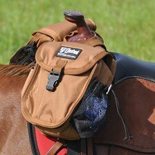 Cashel Small Horn Saddle Bag