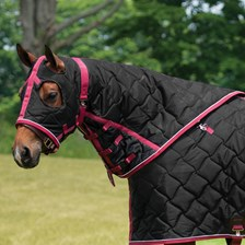 Rockin' SP® Quilted Hood