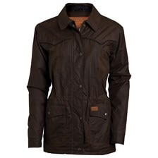 Outback Oilskin Round-Up Waterproof Jacket