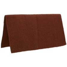 Mayatex Solid Wool Saddle Blanket - Clearance!