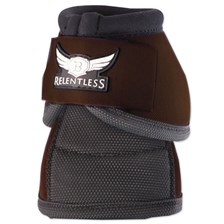 Relentless Strikeforce No-Turn Bell Boots - Clearance!