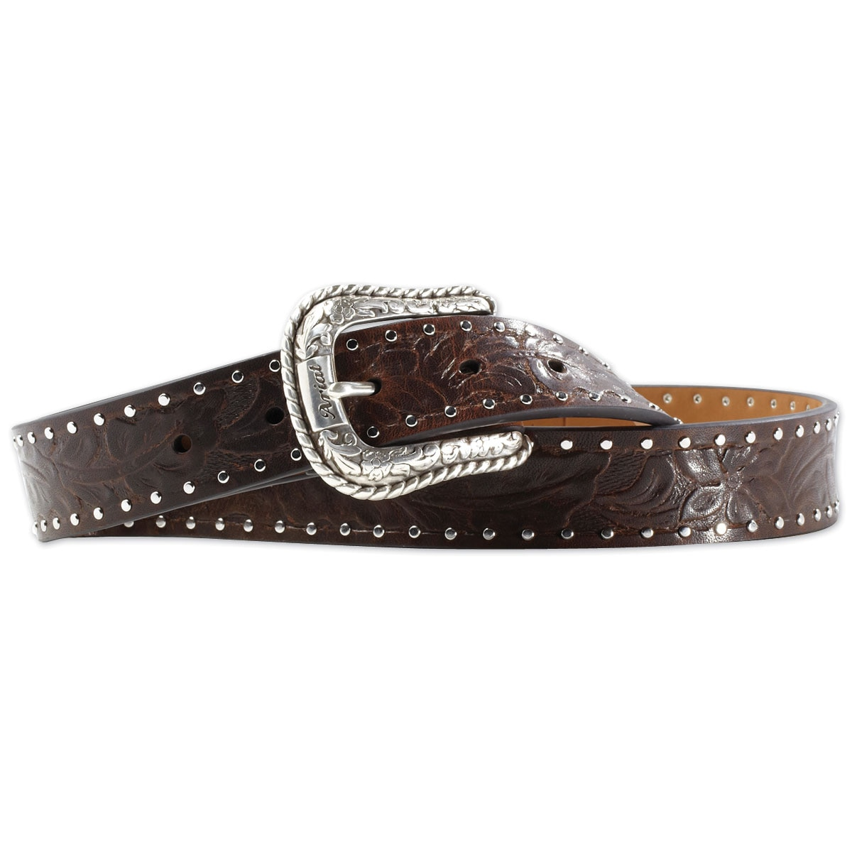 Ariat® Women's Western Embossed Belt
