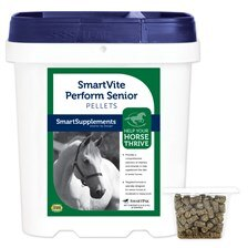 SmartVite Perform Senior Pellets