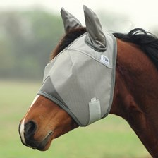 Crusader™ Fly Mask - Standard - With Ears