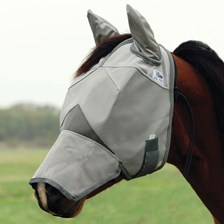 Crusader™ Fly Mask - Long - With Ears