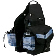 Kensington All Around Insulated Western Saddle Bag Made Exclusively for SmartPak - Clearance!