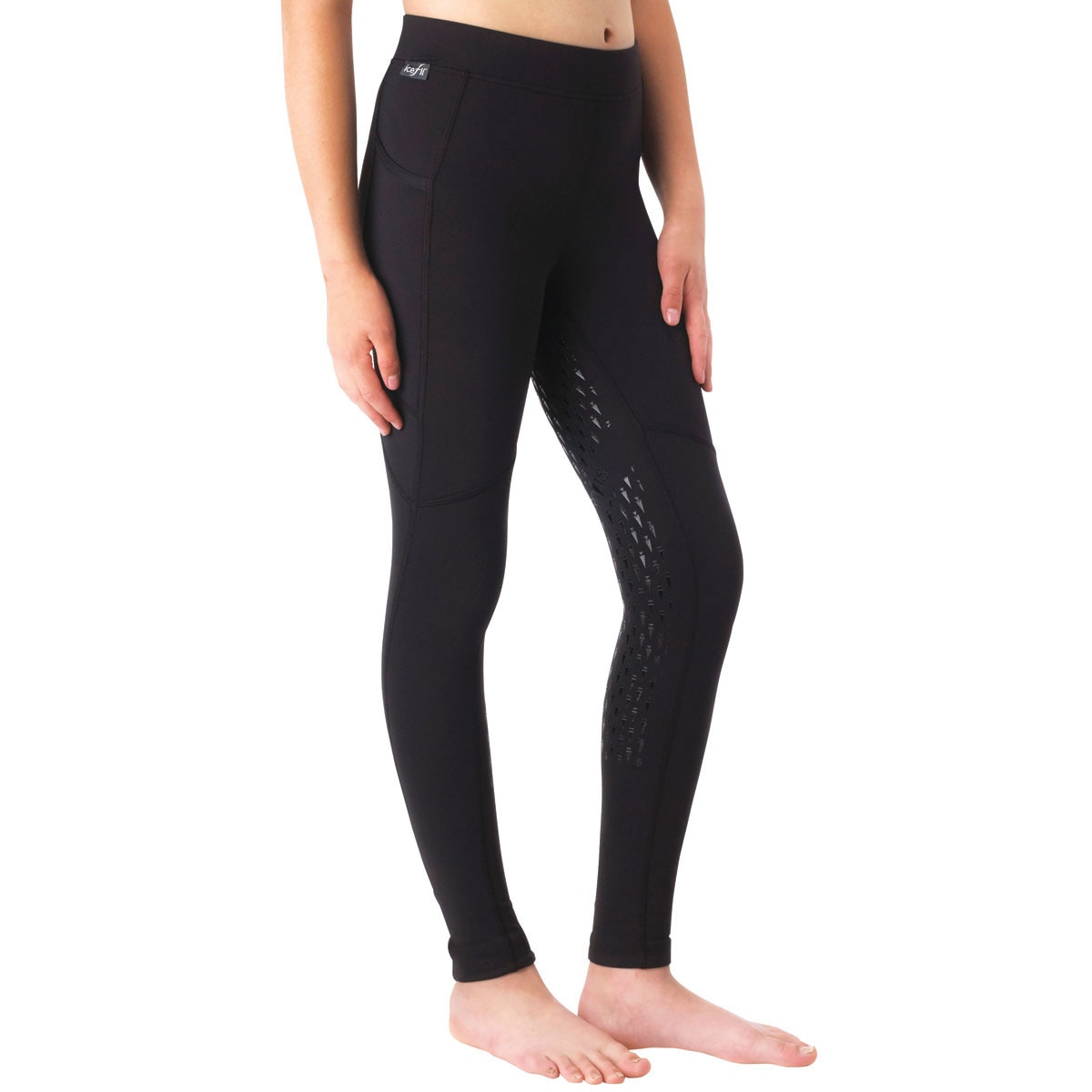 Kerrits Girls' Ice Fil Tight