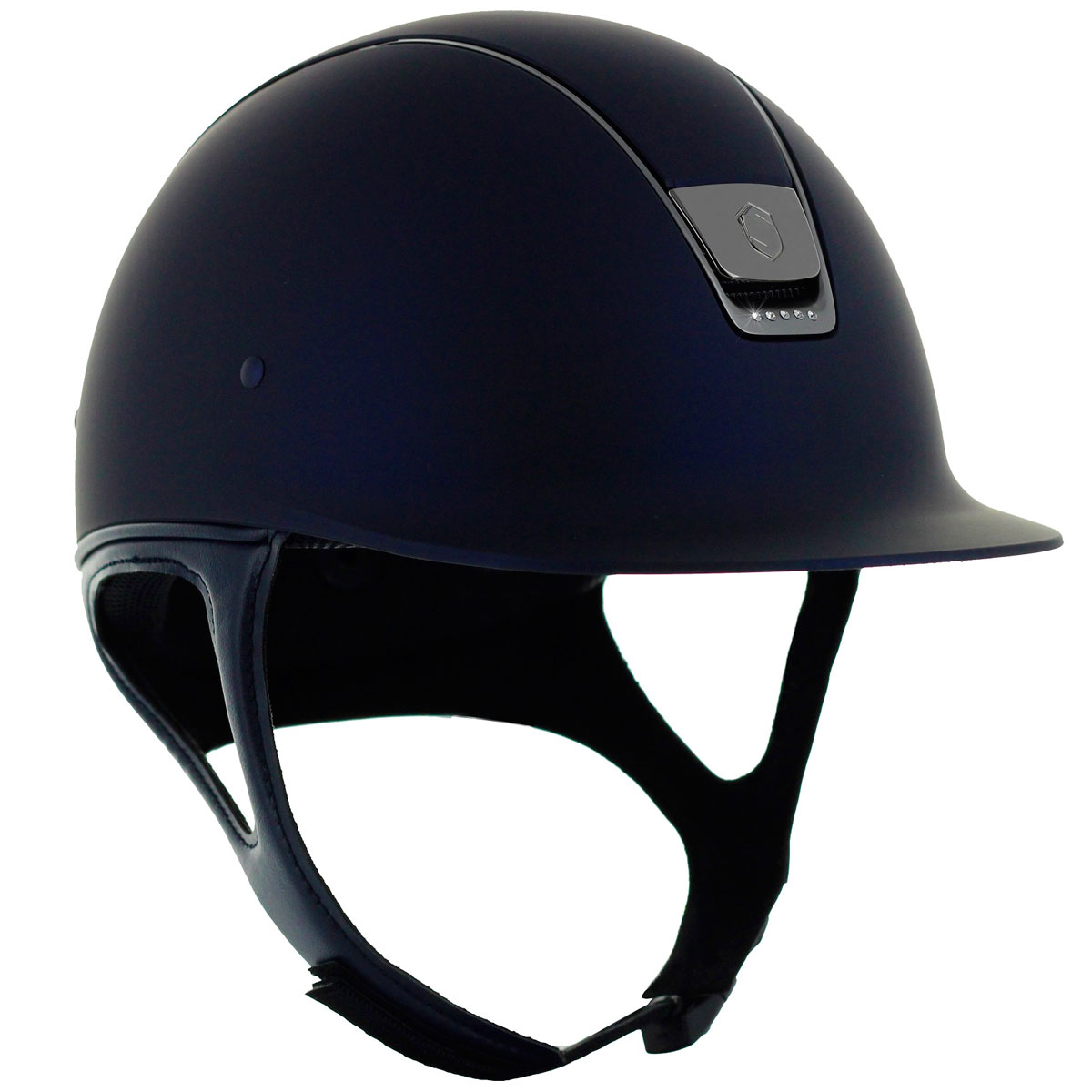 Samshield Shadow Matt Swarovski Helmet