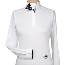 Essex Classics Girls Talent Yarn Shirt - Longsleeve