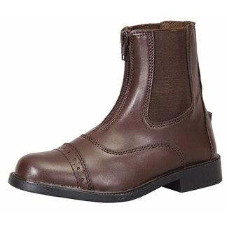 Tuff Rider Leadline Front Zip Paddock Boot