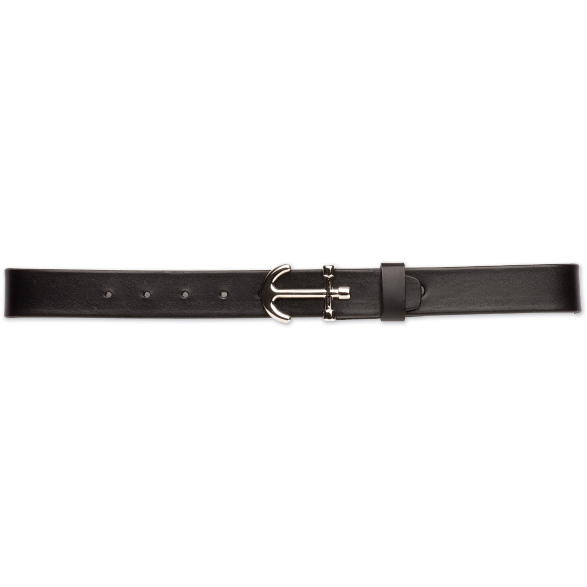 Tory Leather Anchor Buckle Leather Belt