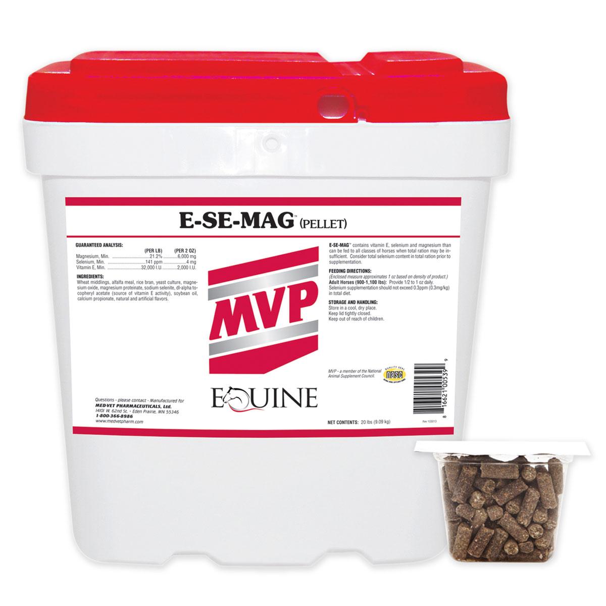 E-Se-Mag Pellets