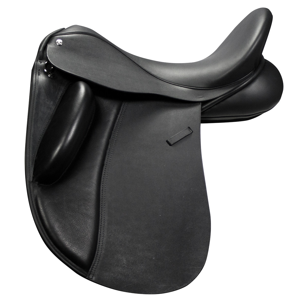 Used Test Ride Custom Saddlery Signature Wolfgang Solo Dressage Saddle