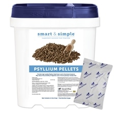 Smart & Simple™ Psyllium Pellets