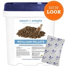 Smart & Simple™ Psyllium Pellets (formerly Pysllium Pellets by SmartPak)