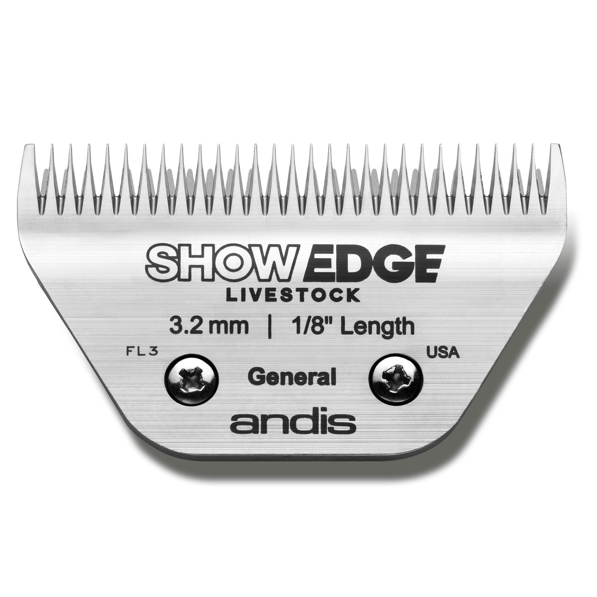 Andis ShowEdge General Replacement Blade