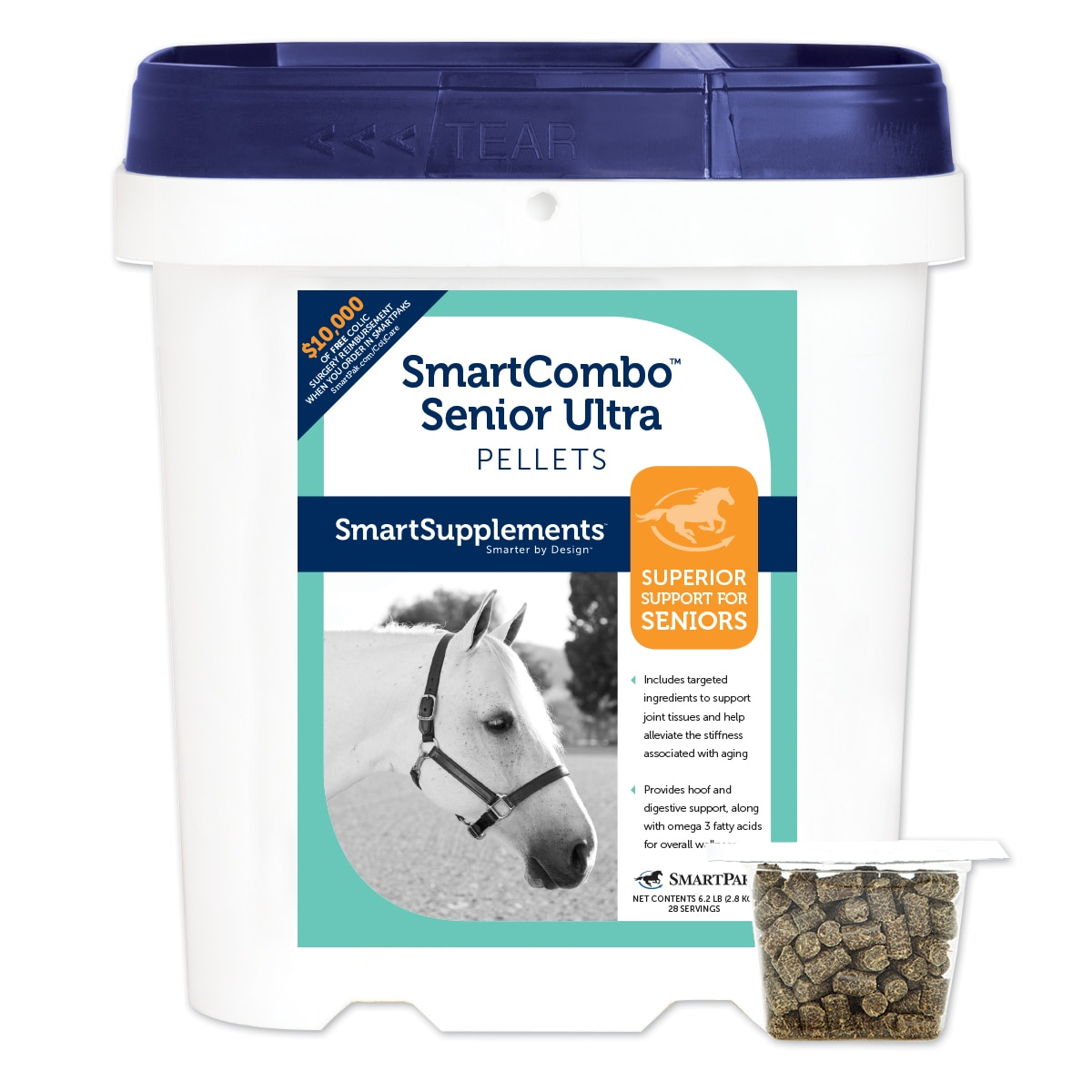 SmartCombo™ Senior Ultra Pellets