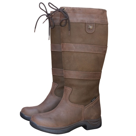 Dublin Wide Calf River Boots - SmartPak Equine