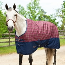 WeatherBeeta Genero 1200D Standard Neck Turnout Sheet made Exclusively for SmartPak