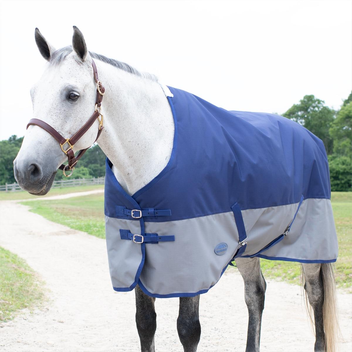 Cwell Equine New LightWeight Black turnout rug Blanket rain sheet no fill 600 Denier waterproof /… 69