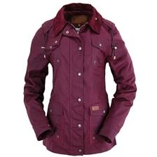 Outback Jill-A-Roo Oilskin Waterproof Jacket