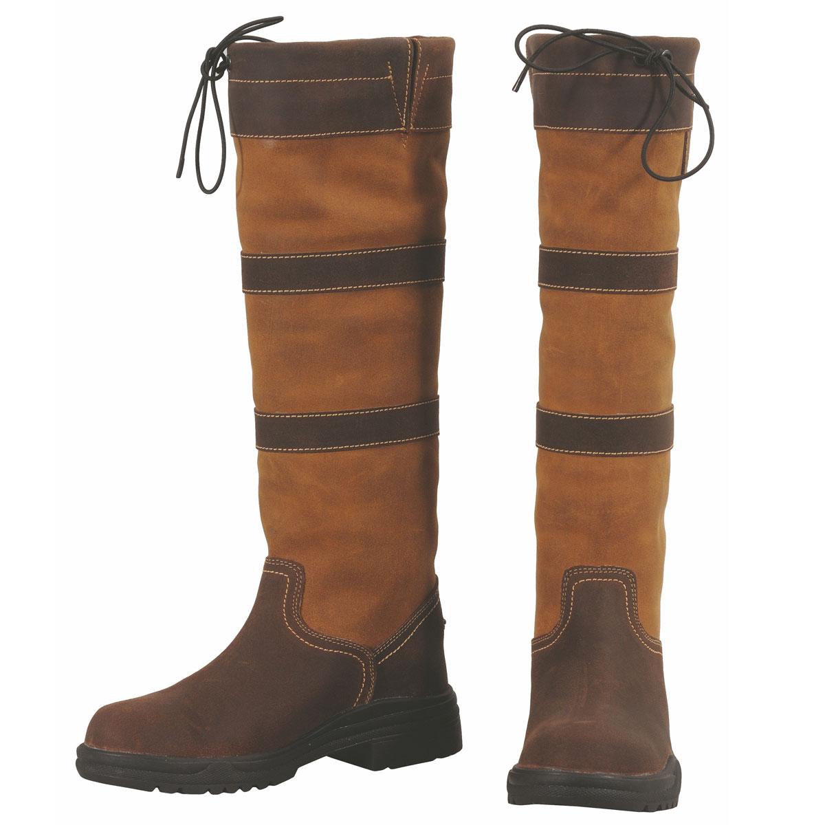 TuffRider Children's Lexington Waterproof Tall Boots
