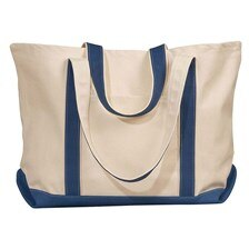 Canvas Personalized Tote Bag