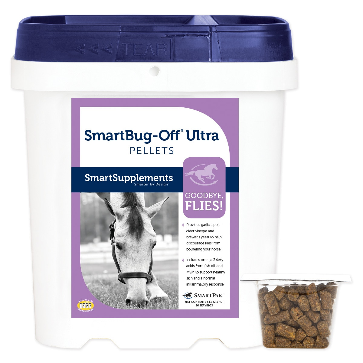 SmartBug-Off® Ultra Pellets