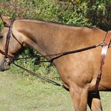 Tory Leather Vienna Side Reins
