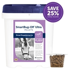 SmartBug-Off® Ultra Pellets - Equinox 365®