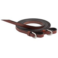 Dr. Cook® Bitless Western Leather Reins