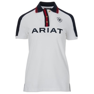 Ariat® Team Logo Polo