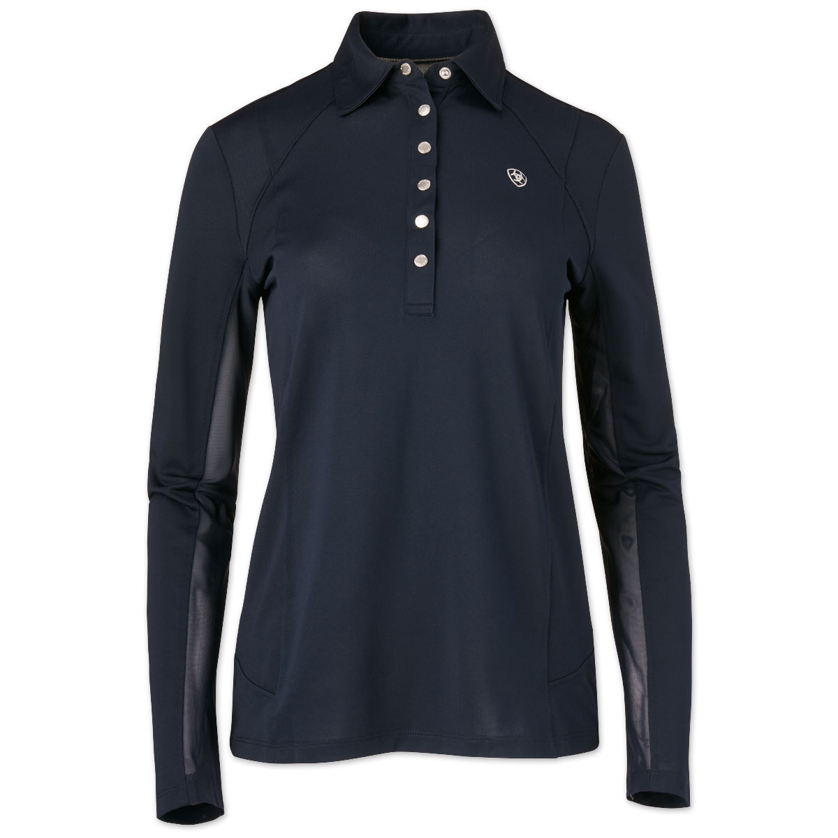 Ariat Sunstopper Longsleeve Polo