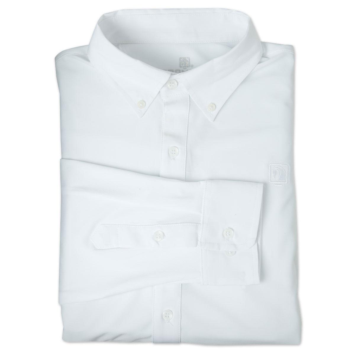 Romfh Boys Long Sleeve Competition Shirt