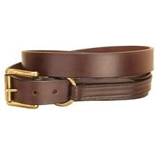 Tory Leather Dee Keeper Belt w/ Holding Strap