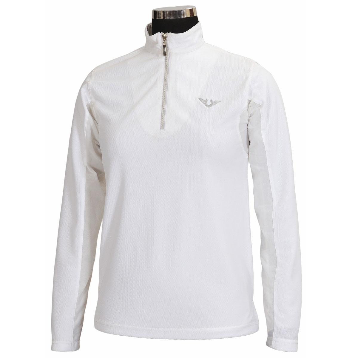 TuffRider Kids Ventilated Long Sleeve Shirt