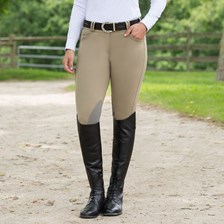 Tredstep Solo Knee Patch Breech