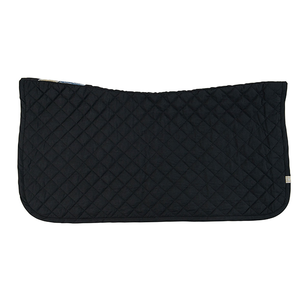 Union Hill CoolMax Dressage Pad with Cotton Upper and Diamond Quilting