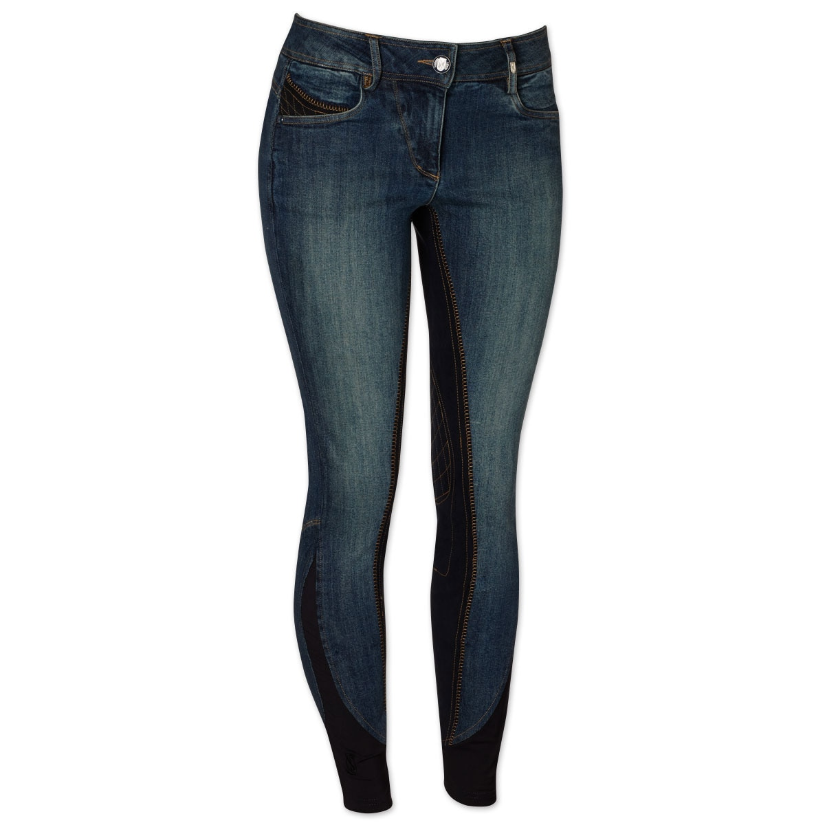 Tredstep Denim Full Seat Breech