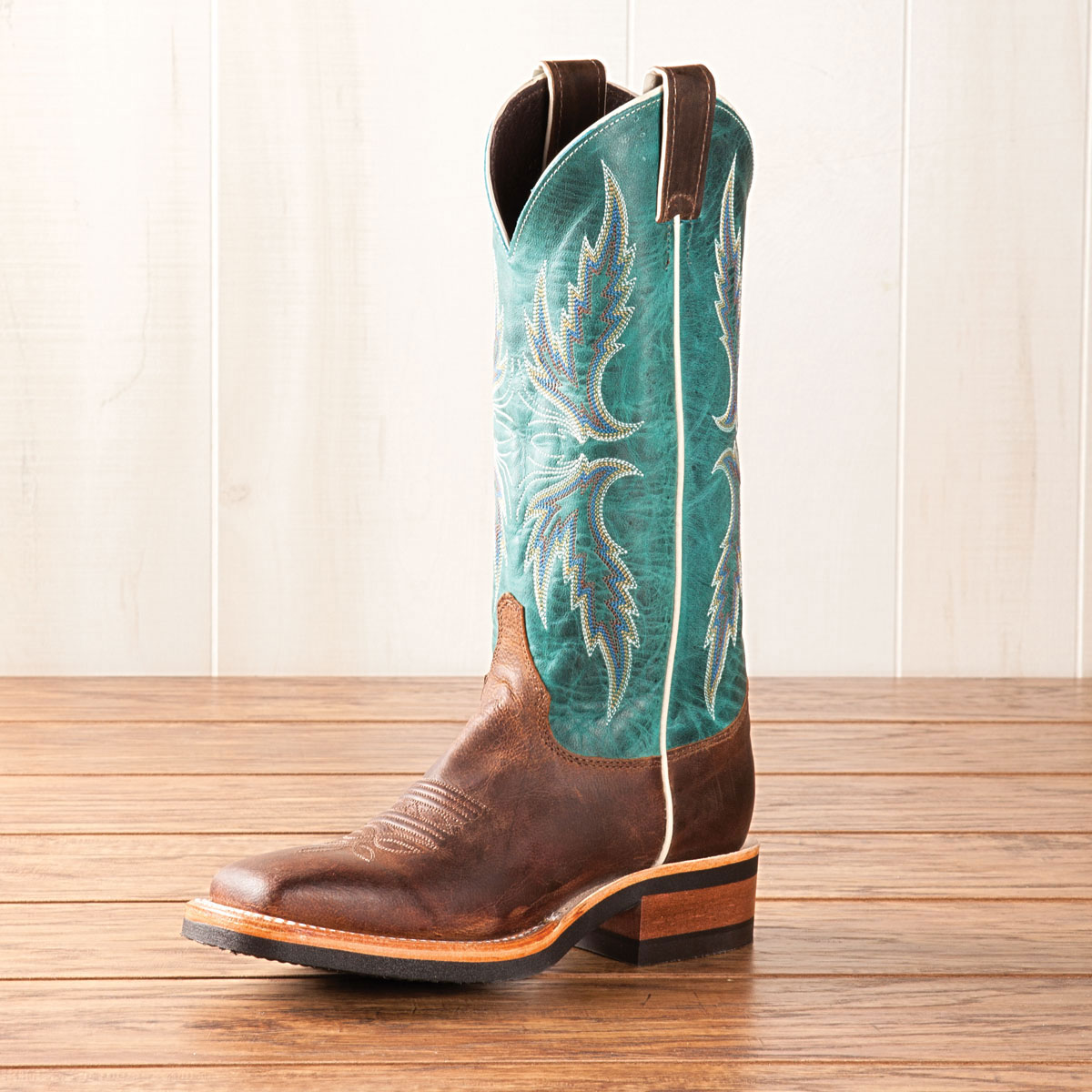 Justin Women's Q-Crepe Boots made Exclusively for SmartPak- Blue