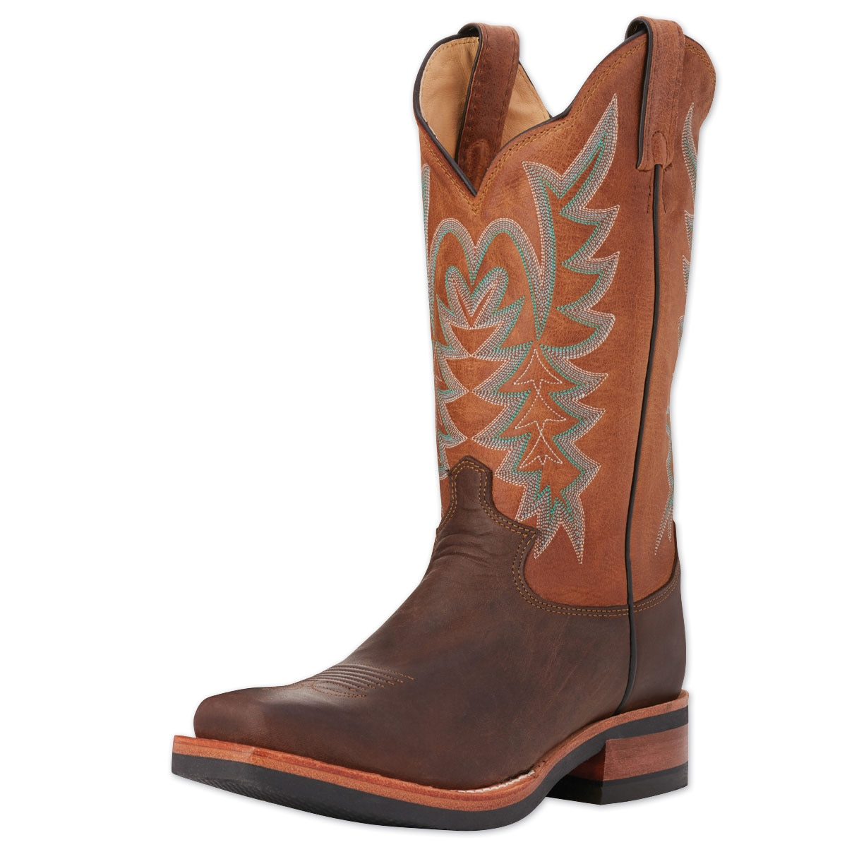 Justin Women's Q-Crepe Boots made Exclusively for SmartPak- Chocolate