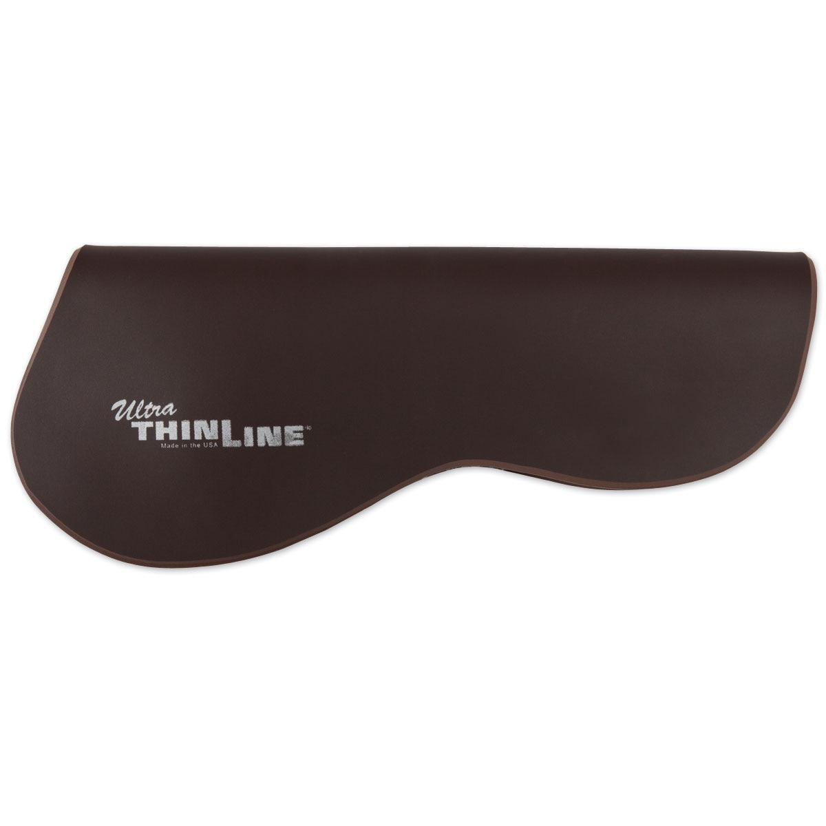 Ultra ThinLine Half Pad, Dark Brown - EXCLUSIVE!